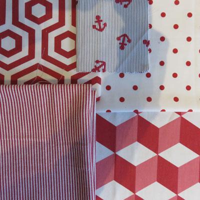 Fabric Bundle 015 - £9.50 ITEM PRICE