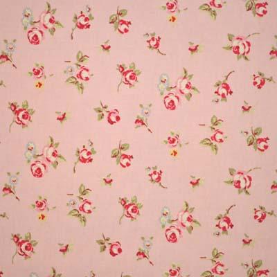 Remnant 1338: Rosebud - Pink [0.40 metre] - £3.00 ITEM PRICE