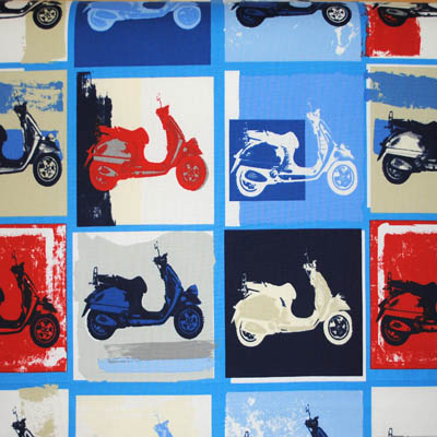 Scooter - Mod - £12.95 per metre