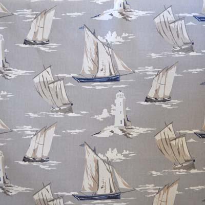 Skipper - Mist - £9.95 per metre