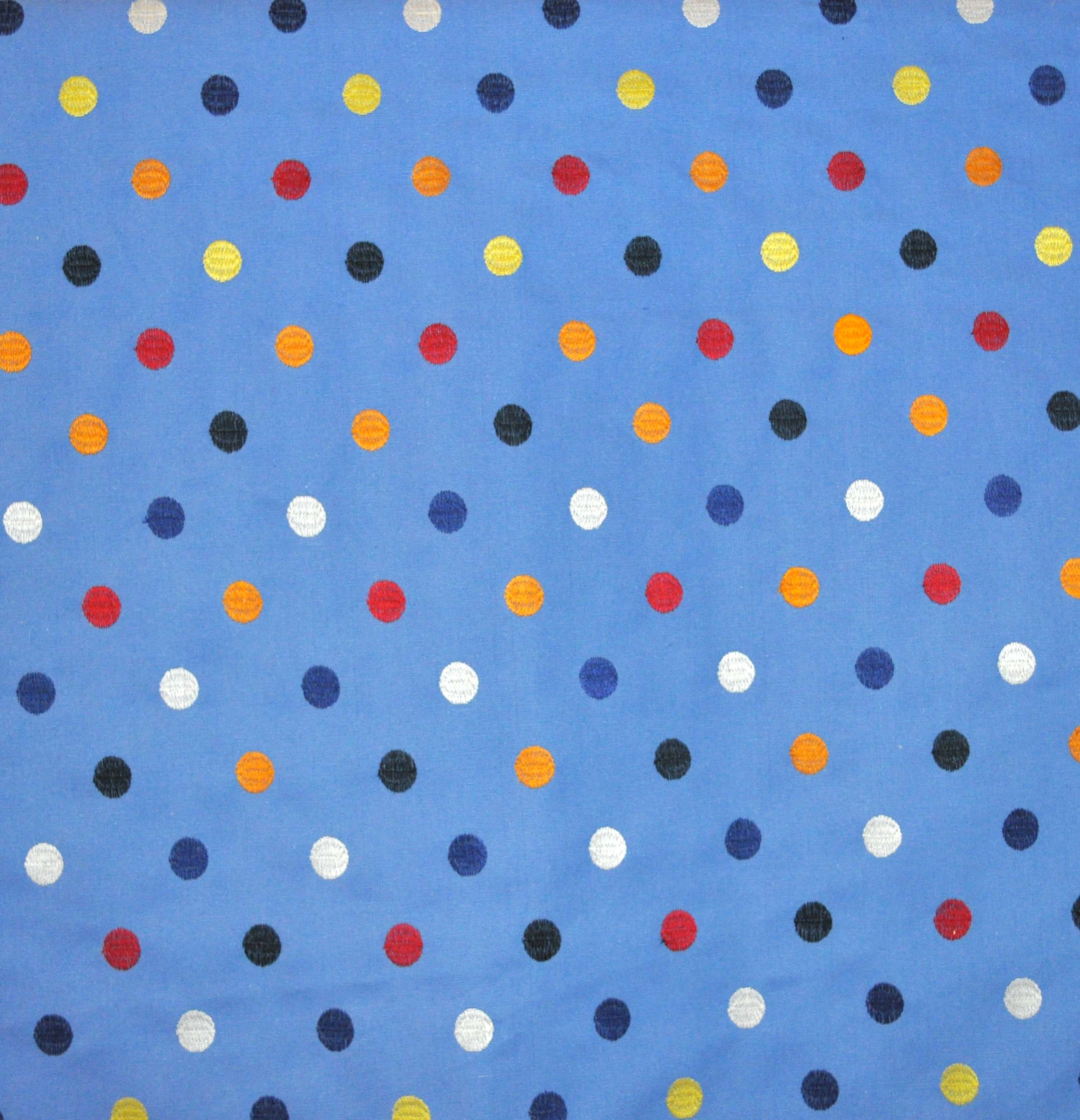 spots and hearts spot fabric childrens material kids
