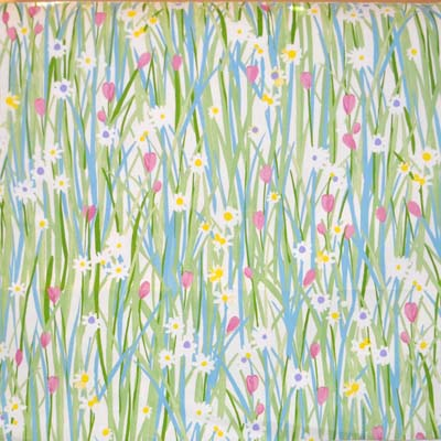 Remnant 1240: Spring Daisy - Rose [0.75 metre] - £6.95 Item price
