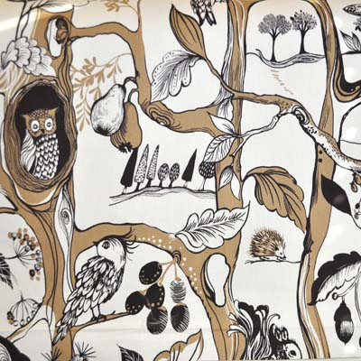 Remnant 1102: Squirrels - Cinnamon [0.50 metre] - £4.50 Item price