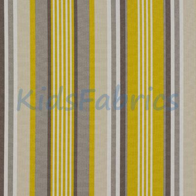 Stellar Stripe - Ochre - £13.95 per metre