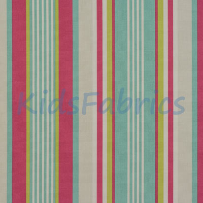 Stellar Stripe - Pink - £14.95 per metre
