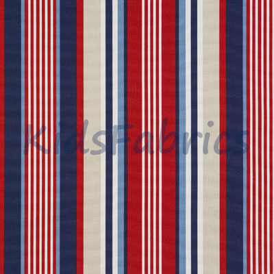 Stellar Stripe - Blue - £13.95 per metre