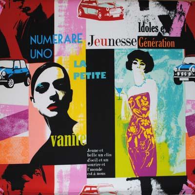 St Tropez - Jazz - £12.95 Per Metre
