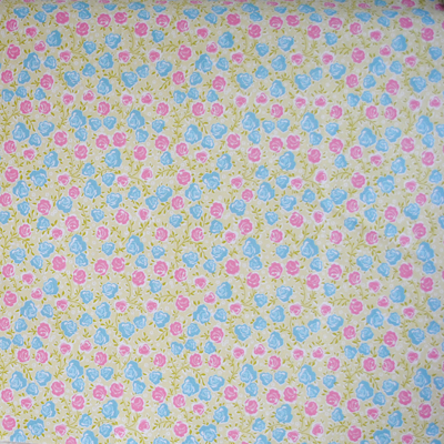 Elmer Pink Small Fruits On Pink Kids Fabric For Kids