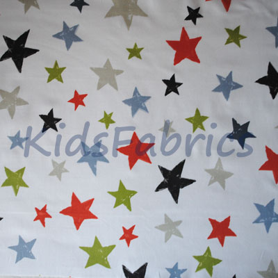 Superstar - Orange - £12.50 Per Metre