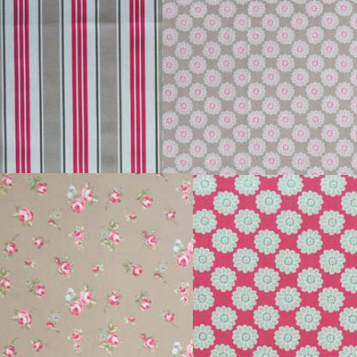 Fabric Bundle 006 - £13.50 ITEM PRICE
