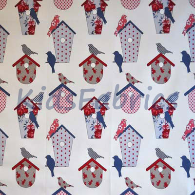 Thornbury - Blue [SALE] - £7.50 per metre