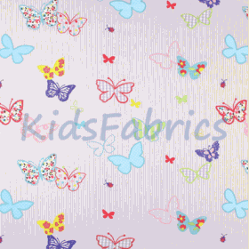Butterfly - Tropical - £ 45.50 Per Metre