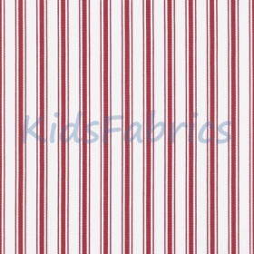 Deck - Red Stripe - £ 19.75 Per Metre