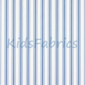 Deck - Denim Stripe - £ 19.75 Per Metre