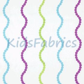 Rick Rack - Paradise Stripe - £ 29.50 Per Metre