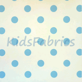 WALLPAPER: Polka dot - Chambray - £ 23.95 per roll