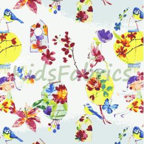 Lily Lantern - Tropical - £ 12.95 Per Metre