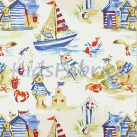 Seaside - Marine - £ 12.95 per metre