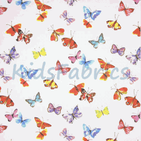 Sweet Butterfly - watercolour - £ 11.95 per metre
