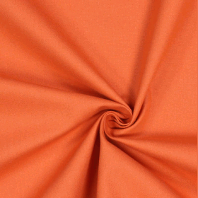 Flame - Panama Cotton - £ 10.50 per metre