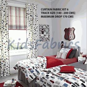 SIZE 06 - FABRIC CURTAIN KIT - £ 0.00 per kit