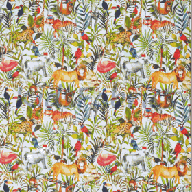 King Of The Jungle - Waterfall - £ 15.50 per metre