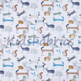 Oh My Deer - Colonial - £ 11.95 per metre