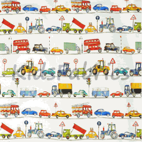 On The Road - Paintbox - £ 15.50 per metre