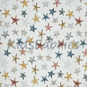 Starfish - Pebble - £ 12.95 per metre