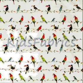 Toucan Talk - Paintbox - £ 15.50 per metre