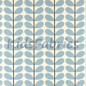Two Colour Stem - Powder blue - £ 18.00 Per Metre