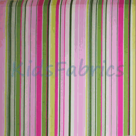 Allegra - Peony Stripe - £ 12.50 per metre