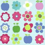 Apple - Chintz - £ 7.95 per metre