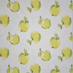 Apples - Green - £ 11.95 per metre
