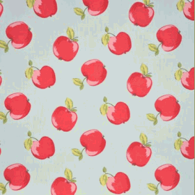 Apples - Seafoam - £ 11.95 per metre
