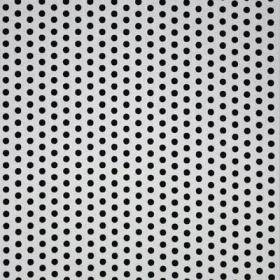 Beanie - Black/White - £ 7.50 per metre
