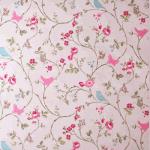 Birdtrail - Rose - £ 10.95 per metre