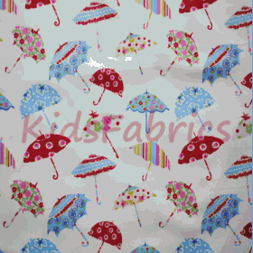 Brollies - Multi - £ 11.95 per metre