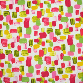 Brushtrokes - Chintz [PVC Coated] - £ 14.50 per metre