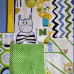 Fabric Bundle - Green [Boy or girl] - £ 9.95 per pack