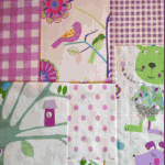 Fabric Bundle - Lilac [Girl] - £ 9.95 per pack