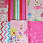Fabric Bundle - Pink [Girl] - £ 9.95 per pack