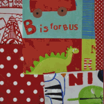 Fabric Bundle - Red [Boy or girl] - £ 9.95 per pack