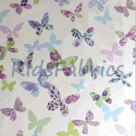 Butterfly - Lavender - £ 11.95 per metre