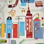 Rem432: City Life - Primary [0.35 metres] - £ 2.95 Item price