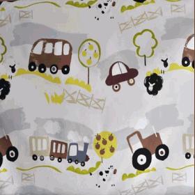Countryside - Linen - £ 10.50 per metre