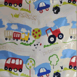 Remnant 1170: Country - Paintbox [0.50 metre] - £ 4.25 item price