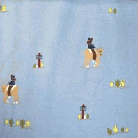 Cowboy - chambray - £ 12.00 per metre