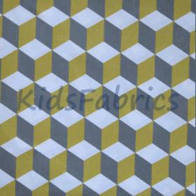 Cube - Saffron - £ 12.95 per metre
