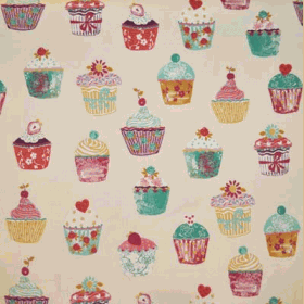 Remnant 1051: Cupcakes - Vanilla [1.30 metres] - £ 9.50 Item price